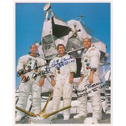 Apollo 12 Signed Photograph