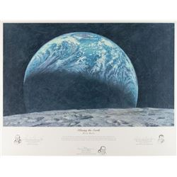 Apollo 12 Signed Print
