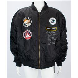 Apollo 13: Lovell and Haise Signed Flight Jacket