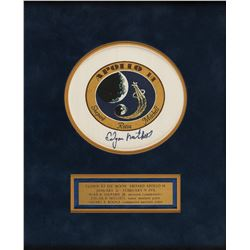 Edgar Mitchell's Apollo 14 Flown Beta Patch