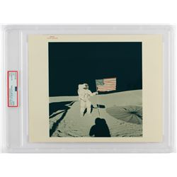 Apollo 14 Original 'Type 1' Photograph