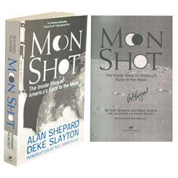Alan Shepard Signed Book