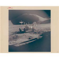 Apollo 15 Original Photograph