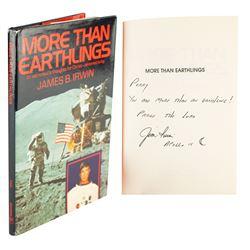 Jim Irwin Signed Book