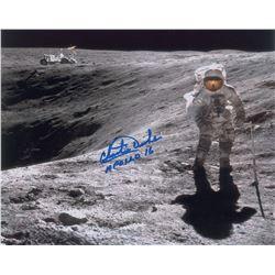 Charlie Duke Signed Photograph