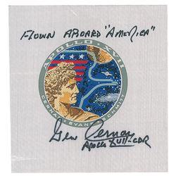 Apollo 17 Flown Beta Cloth