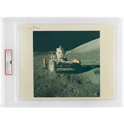 Apollo 17 Original 'Type 1' Photograph
