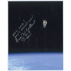 Bruce McCandless Signed Photograph