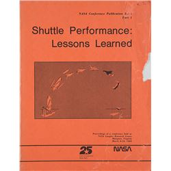 Shuttle Performance: Lessons Learned Two-Volume Set