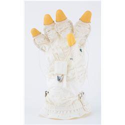 Space Shuttle 4000 Series EMU Glove Restraint Assembly