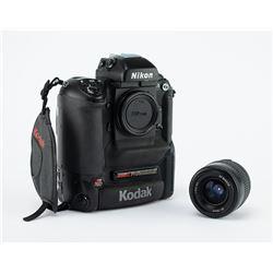Space Shuttle Nikon F5/Kodak DCS 760C Camera