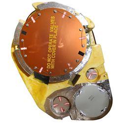 Space Shuttle Orbiter to External Tank Umbilical Plate Set