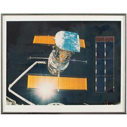 Hubble Space Telescope Solar Cells