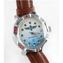 Expedition 9 Flown Space Forces Watch