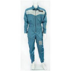 Yuri Malenchenko's Expedition 7 Flown Suit