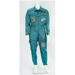 Salizhan Sharipov's Expedition 10 Flown Suit