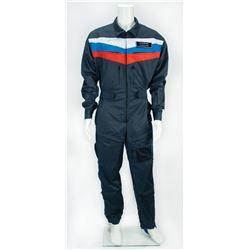 Sergei Zalyotin's ISS Expedition 5 Flown Suit