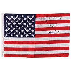 Expedition 10 Flown Flag