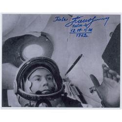 Pavel Popovich Signed Photograph