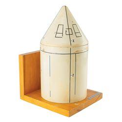 Apollo Command and Service Module Model
