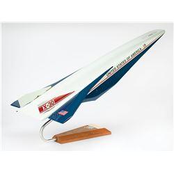 Rockwell X-30 National Aero-Space Plane Model