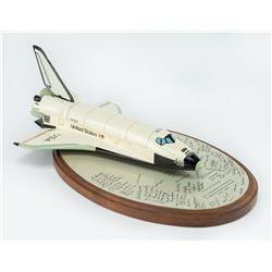 Space Shuttle Contractor Model