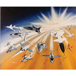 50 Years of X-Planes