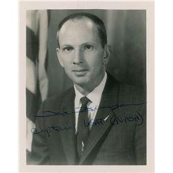 Theodore C. Freeman Signed Photograph