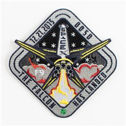 SpaceX 'The Falcon Has Landed' Employee Patch