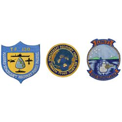 Navy Recovery Patches