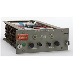 Atlas Launch Computer Ground Amplifier