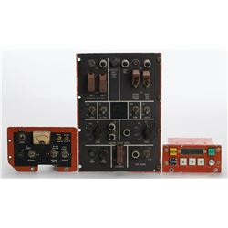 Flight Test Program Instrumentation Set of (3) Units