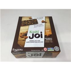 Kashi Joi Dark Chocolate Espresso Nut Bars (12 x 55g)