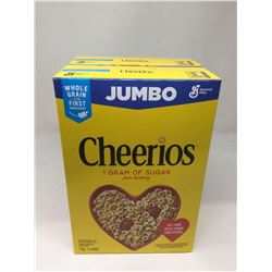 Jumbo Cheerios(1kg) Lot of 2