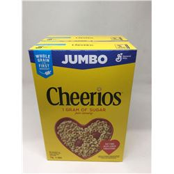 Jumbo Cheerios (1kg) Lot of 2
