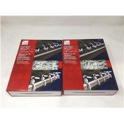 Home Accents Holiday All-Purpose Light Clips 75-Pack Lot of 2