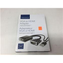 Insignia VGA to HDMI Adapter