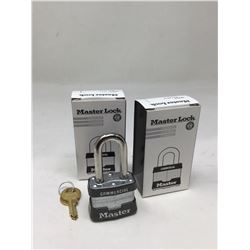 Master Lock PadLock Lot of 2
