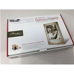 Decorative DaVinci Tile Kit