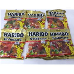 Haribo Goldbears Gummy Bears (6 x 175g)