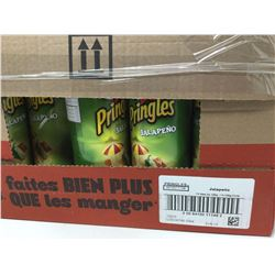 Case of Pringles Jalapeno (14 x 156g)