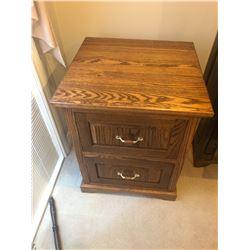Woodworks Filing Cabinet