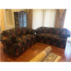 2 Sherrill Couches
