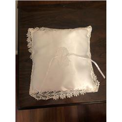 Satin Ring Pillow