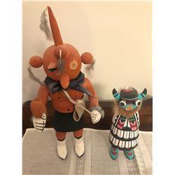 Hopi Indian & Kachina(s)