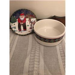 MIKASA - Santa's Putt Covered Box