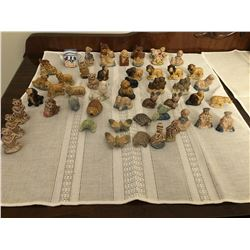 Small Ceramic Figurines Lot