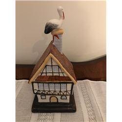 Small ceramic house