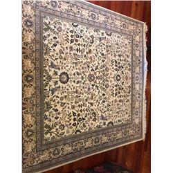 Tabriz Taba Hunting Carpet