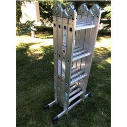 Industrial LITE 16 foot ladder